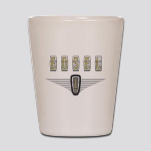 The Flying Edsel Horsecollar in Gold Shot Glass