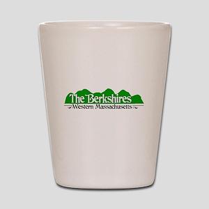 The Berkshires Shot Glass