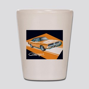 '69 Charger Shot Glass