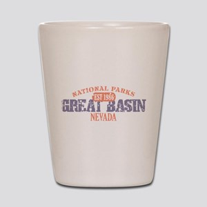 Great Basin National Park NV Shot Glass
