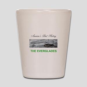 ABH Everglades Shot Glass