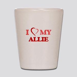 I love my Allie Shot Glass
