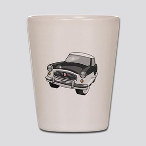 1958 Nash Metropolitan Shot Glass