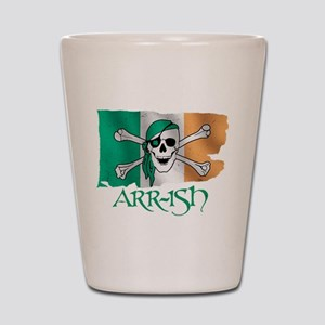 Arr-ish Pirate Shot Glass