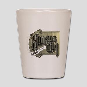 Missouri Shot Glass
