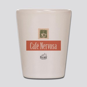 Frasier: Cafe Nervosa Shot Glass