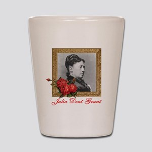 Julia Dent Grant Shot Glass