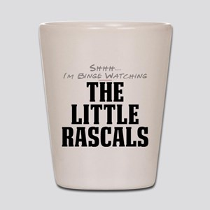 Shhh... I'm Binge Watching The Little Rascals Shot