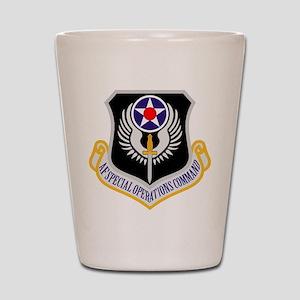 AF Spec Ops Command Shot Glass