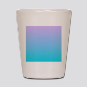 ombre Shot Glass