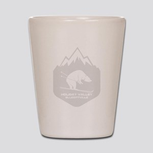 Holiday Valley - Ellicottville - New Shot Glass