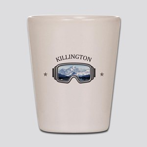 Killington Ski Resort - Killington - Shot Glass