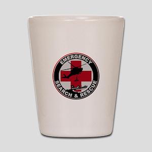 Emergency Rescue Shot Glass