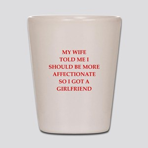 affection Shot Glass