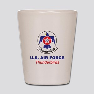 United States Air Force Thunderbirds Shot Glass