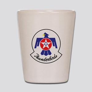 U.S. Air Force Thunderbirds Shot Glass