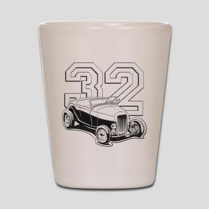 '32 ford Shot Glass