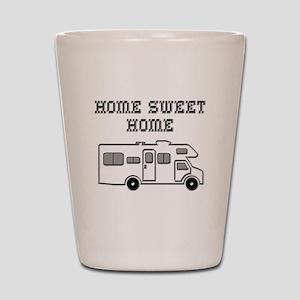 Home Sweet Home Mini Motorhome Shot Glass