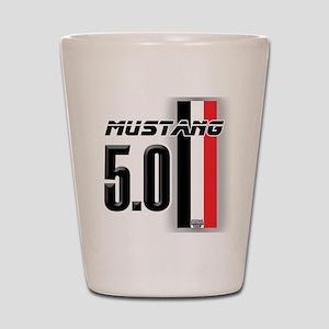 Mustang 5.0 BWR Shot Glass