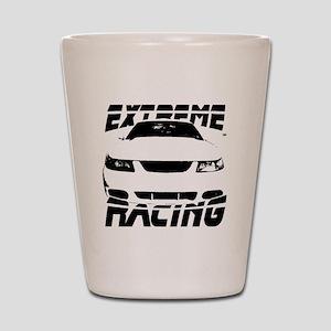 Racing Mustang 99 2004 Shot Glass