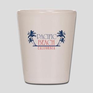 Pacific Beach Regal Shot Glass