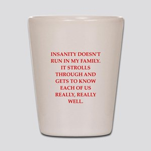 therapy Shot Glass