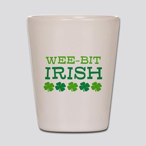 WEE-BIT Irish Shot Glass