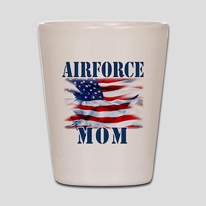 Airforce Mom Shot Glass