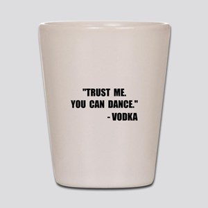 Vodka Dance Shot Glass