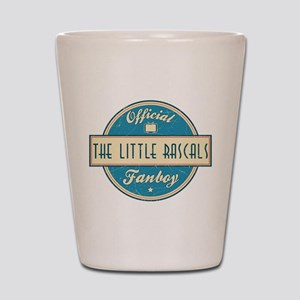 Official The Little Rascals Fanboy Shot Glass