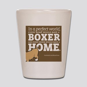 A Home for Every Boxer Shot Glass