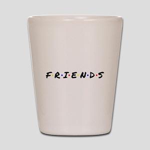 FRIENDS Shot Glass