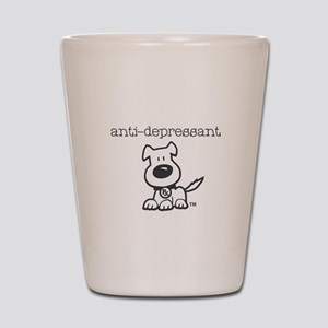 Anti Depressant Shot Glass