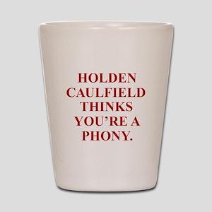 Holden Shot Glass