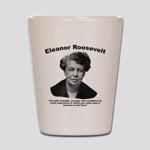 Eleanor: Confidence Shot Glass