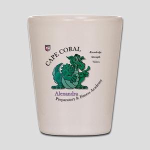 ccpfa allie Shot Glass