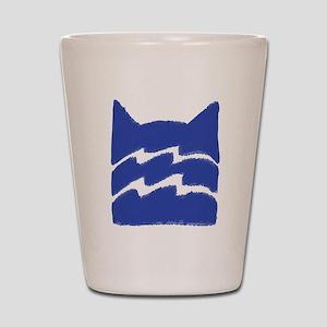 Riverclan BLUE Shot Glass