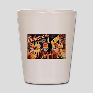 Thurston Master Magician Shot Glass