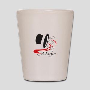 Magic Shot Glass
