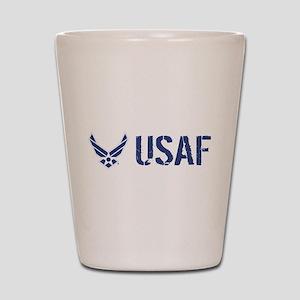 USAF: USAF Shot Glass