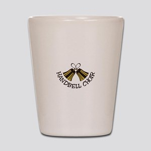 Handbell Choir Shot Glass