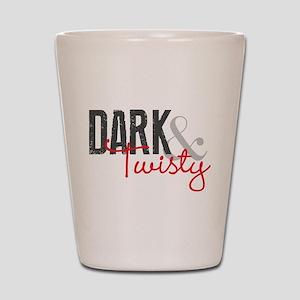 Grey's Anatomy: Dark and Twisty Shot Glass