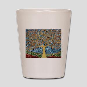My Tree of Life Shot Glass