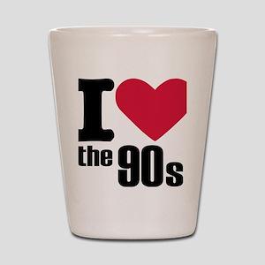 i_love_the_90s Shot Glass