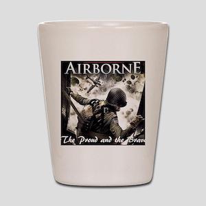 2-Airborne.moh.mousepad Shot Glass
