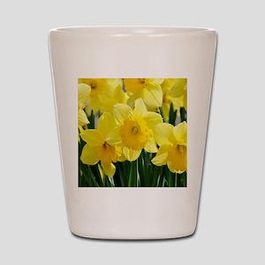 Trumpet Daffodil Shot Glass