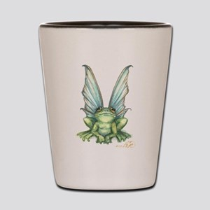 Fairy Frog Shot Glass