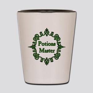 Potions Master Shot Glass