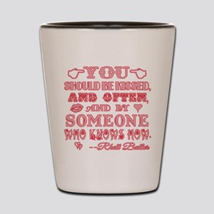 Gone With the Wind Shot Glass