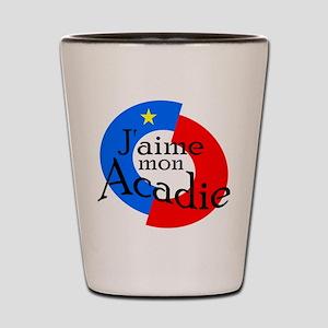 Acadie Shot Glass